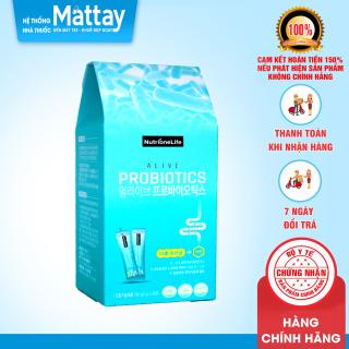 Alive Probiotics - 30 gói - Bổ sung lợi khuẩn, tăng cường hệ miễn dịch thumbnail
