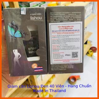 Giảm cân Lishou Đen Thái 40v - Hàng Chuẩn thumbnail