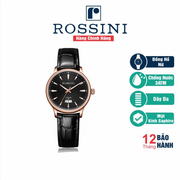 Đồng Hồ Nữ Cao Cấp Rossini - 5888G04D - Hàng Chính Hãng bán chạy