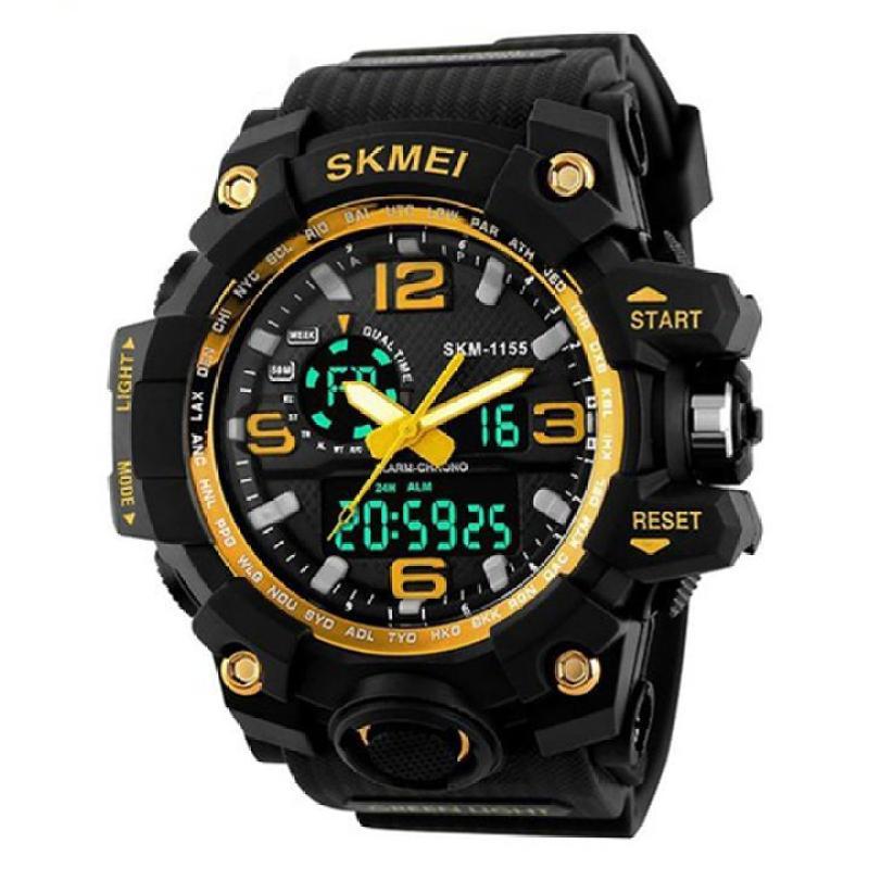 Đồng hồ điện tử thể thao SKMEI 1155 đa chức năng chống nước