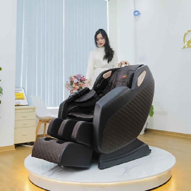Ghế massage Queen Crown QC LX3