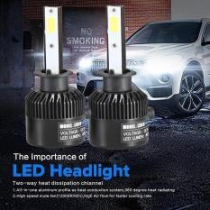 110W H1 Cob Led 16000Lm Auto Car Headlights Kit Driving Bulbs Lamps 6000K Intl Trung Quốc