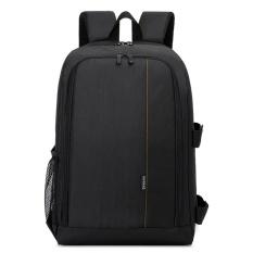 Giá Bán 1Pc Outdoor Multi Functional Waterproof Camera Laptop Backpack Orange Intl Vakind Tốt Nhất