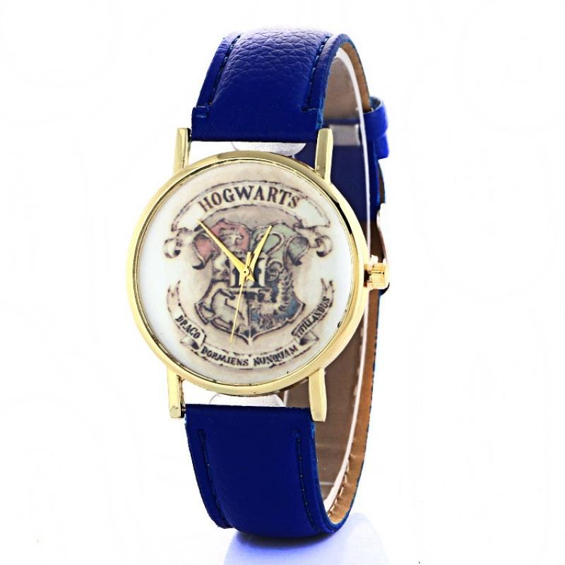 Nơi bán 1pcs watch Hogwarts School Design Magic School Watch, Hogwarts Magic Pattern Badges Relogio Relojes - intl