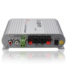 Bộ Khuếch Đại Âm Thanh Nổi Hi-Fi Siêu Bass 200W 12V Dành Cho Xe Hơi Và Nhà Ở Siêu Khuyến Mại