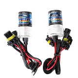 Mã Khuyến Mại 2Pcs 55W Xenon Hid Replacement Light Bulbs H1 5000K 3800Lm 300 Oem