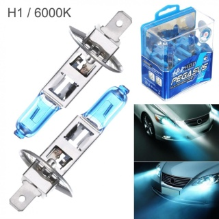 Bộ 2 đèn pha H1 100w ánh sáng trắng siêu sáng xenon halogen tự động chống sương mù cho ô tô HOD - INTL thumbnail