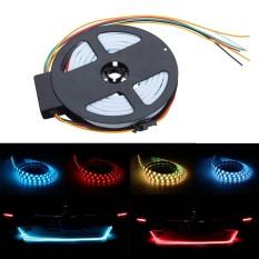 4 màu sắc Lưu Lượng Loại Dây ĐÈN LED Ốp Lưng Thân Cây Biến Tín Hiệu Phanh Đảo Chiều-quốc tế