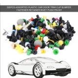 Giá Bán 500 Cai Cac Loại Nhựa Cửa Xe O To Viền Kẹp Ốp Lưng Day Giữ Đinh Tan Pin Nhấn Intl Nguyên