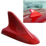 Chiết Khấu A 886 Car Auto Shark Fin Dome Antenna Decoration For Honda Buick Nissan Hyundai Toyota Volkswagen Mazda Red Intl