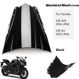 Giá Bán Abs Kinh Chắn Gio Chắn Gio Đoi Bong Bong Danh Cho Xe Yamaha Yzf R25 2014 2016 R3 2015 16 Đen Quốc Tế Nhãn Hiệu Not Specified