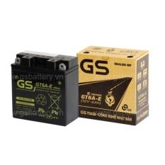 Ắc Quy GS GT6AE (12V-6AH)