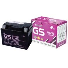 Ắc Quy GS GTZ5S (12V-3.5AH)