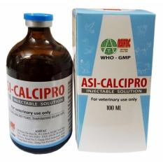 Chữa bệnh thiếu Calci - Asi – Calcipro 100ml Nhật Bản