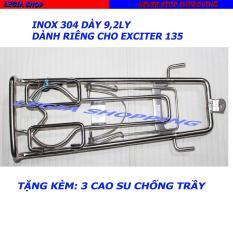 Baga Inox 304 Day 9 2 Ly Vt1 Cho Yamaha Exciter 135 No Chiết Khấu 30