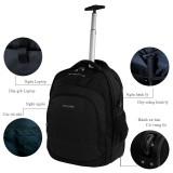 Giá Bán Balo Keo 2 Banh Xe Hanh Lý Du Lịch Đựng Laptop Cong Tac Xach Tay 7Kg Ta502 Mau Đen Tama Luggage Nguyên