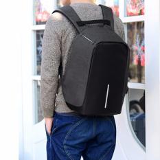 Mã Khuyến Mại Balo Laptop Chống Trộm Gglttt37 Đen Gogo Bag Mới Nhất