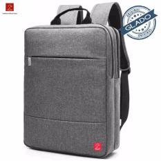 Giá Bán Balo Laptop Glado Cylinder Mau Xam Blc010 Hang Phan Phối Chinh Thức Nguyên