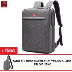 Giá Bán Balo Laptop Nam Zapas Blc011 Xam Tặng Túi Messenger Glado Dcg025 Mới Rẻ
