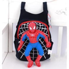 Giá bán Balo người nhện spider men cho bé BL014A