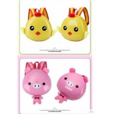 Giá bán Balô nhựa hình thú siêu yêu cho bé