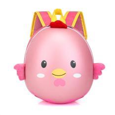 Giá Bán Balo Trứng Ga Hoạt Hinh 3D Cho Cac Be Học Sinh Mẫu Giao Hồng Nguyên