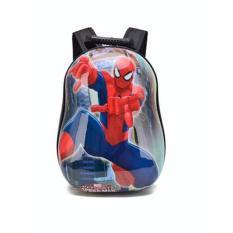 Bán Balo Trứng Hinh Người Nhện Spider Man Cho Be Mẫu Giao Có Thương Hiệu