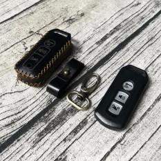 Bao da móc khóa xe SH Smart Key