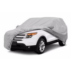 Bạt che phủ ô tô, xe hơi chống nóng, ẩm cho mọi dòng xe 7 chỗ (Có bao gương)