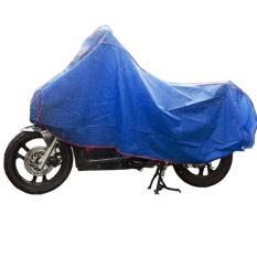 Bạt phủ che mưa cho xe máy - Xanh