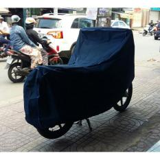 Bạt phủ xe máy vải dù chống thấm nước cho xe máy, xe đạp điện