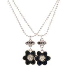 Sunwonder Sterling Silver Jewelry Round Shape Pendant