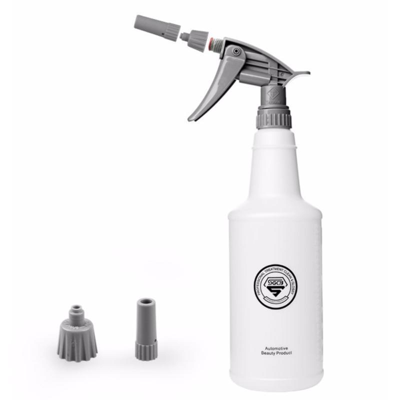 Bình đựng hóa chất phun bọt áp lực cầm tay SGCB Foam Gray Sprayer 800ml SGGD084