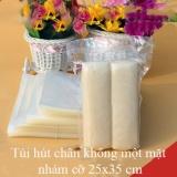 Mua Bộ 100 Tui Hut Chan Khong Một Mặt Nham Rộng 25 Cm Dai 35 Cm Trực Tuyến