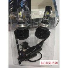 Bộ 2 Bong Đen Led O To Turbo T6 H4 6000K 30W Sang Trắng Hv Shop Trong Hồ Chí Minh