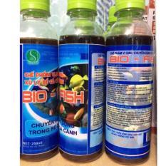 Bộ 2 Chế Phẩm Vi Sinh Biotech Bio Fish Lam Sạch Nước Bể Ca Cảnh Chống Reu Mốc Va Nuoi Ca Khong Phải Thay Nước Trong Thời Gian Dai Biotech Rẻ Trong Hà Nội