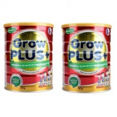 Bọ 2 Sữa Bột Cho Trẻ Suy Dinh Dưỡng Grow Plus 900G Nutifood Chiết Khấu 50