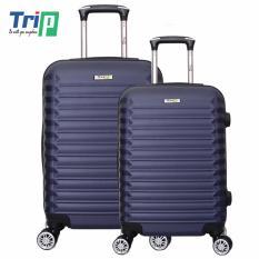 Bộ 2 Vali Trip P805 Size 20 24Inch Xanh Đen Chiết Khấu Hồ Chí Minh