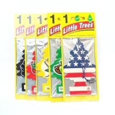 Chiết Khấu Bộ 5 Cay Thong Thơm Mỹ Little Trees Trong Vietnam