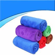 Mua Bộ 5 Khăn Rửa Xe O To Kich Thước 30 X 70 Cm Rẻ Trong Hà Nội