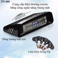 Mã Khuyến Mại Bộ Cảm Biến Ap Suất Lốp Van Trong Tn400 Dung Pin Năng Lượng Mặt Trời Trong Hà Nội