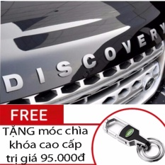 Bán Bộ Chữ Nổi 3D Discovery Bạc Trang Tri Xe Hơi Tặng 1 Moc Chia Khoa Logo Land Rover Cao Cấp Trực Tuyến Hà Nội