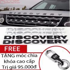 Bán Mua Bộ Chữ Nổi Discovery Sieu Chất Mau Đen Phong Cach Thể Thao Ca Tinh Tặng 1 Moc Chia Khoa Mazda