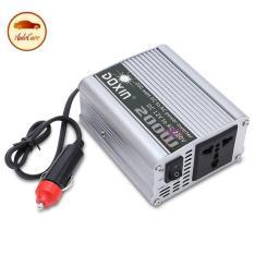 Bộ chuyển đổi nguồn điện 12V sang 220V/200W