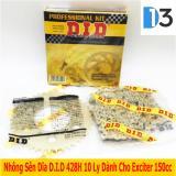 Bộ Nhong Sen Dĩa 10 Ly 428H D I D Danh Cho Exciter 150Cc Chiết Khấu Hồ Chí Minh