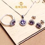 Giá Bán Bộ Trang Sức Bạc Lucky Love Eropi Jewelry Eropi