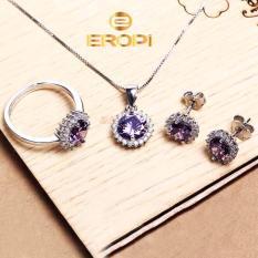 Giá Bán Bộ Trang Sức Bạc Lucky Love Eropi Jewelry Nguyên