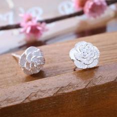 Bông tai bạc hoa Anh Đào xinh xắn dễ thương SPE-ED29
