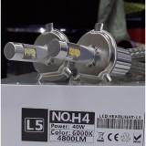 Bán Bosch Bh 18 Thang Chan H4 6000K Cặp Bong Cree Xhp50 L5 40W 9600Lm Có Thương Hiệu Nguyên