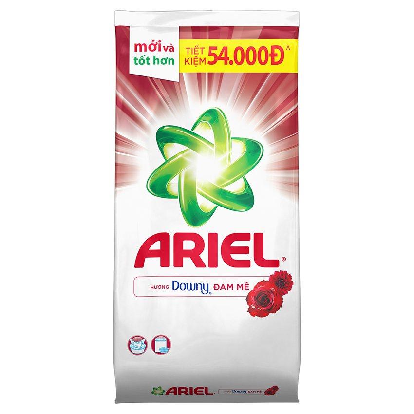 Giá Bán Bột Giặt Ariel Hương Downy Đam Me Goi 5Kg Nhãn Hiệu Ariel